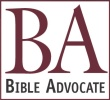 Bible Advocate Magazine